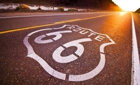 Origine Nom route 66