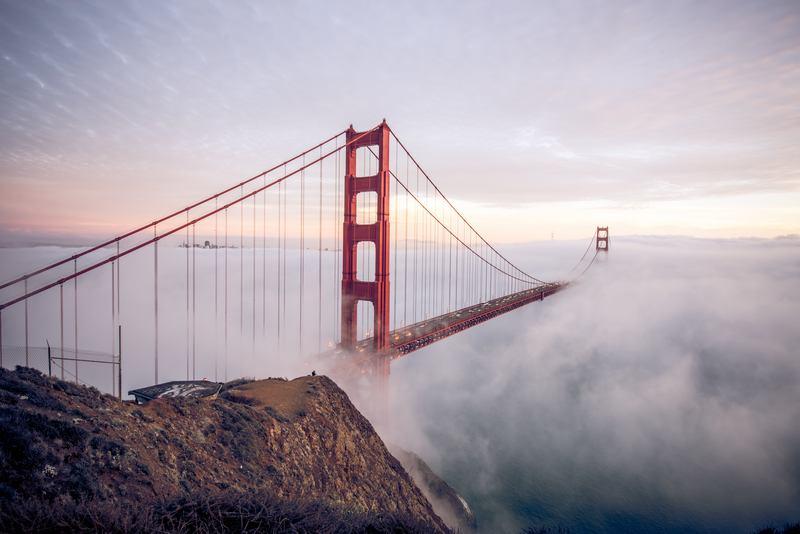 Quand aller San Francisco