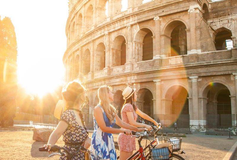 Rome en été