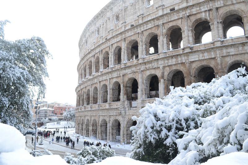 Rome Hiver