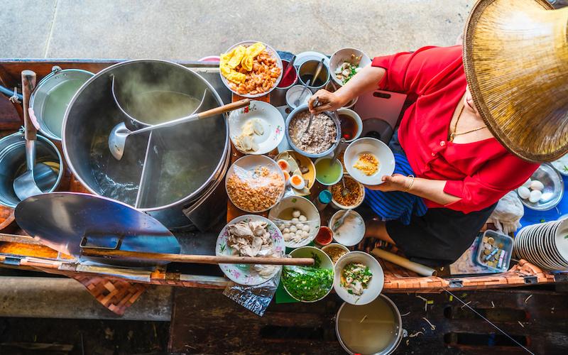 Voyage Gastronomie